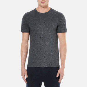 A.P.C. Men's Stitch T-Shirt - Anthracite Chine