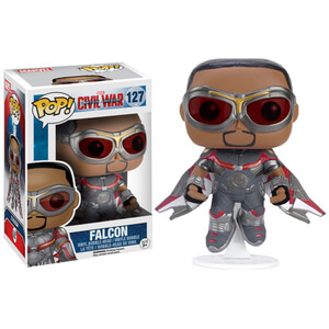 Marvel Captain America Civil War Falcon Pop! Vinyl Figure