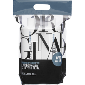 Paul Mitchell Original Litre Duo (Worth £55.70)