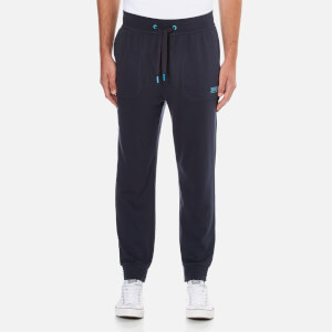 BOSS Hugo Boss Men's Cuffed Sweat Pants - Navy