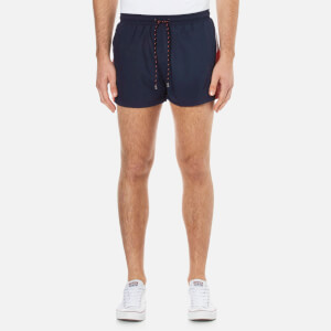BOSS Hugo Boss Men's Piabuco Swim Shorts - Navy