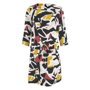 Selected Femme Women's Dimer Dress - Dusty Cedar