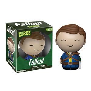 Fallout Lone Wanderer Dorbz Vinyl Figur