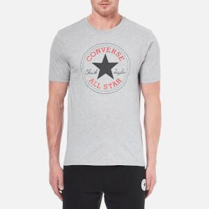 Converse Men's CP Crew T-Shirt - Vintage Grey Heather