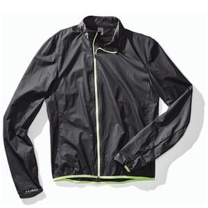 Primal Confluence Lightweight Jacket - Black