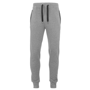 Threadbare Men's Lisbon Sweatpants - Grey Marl