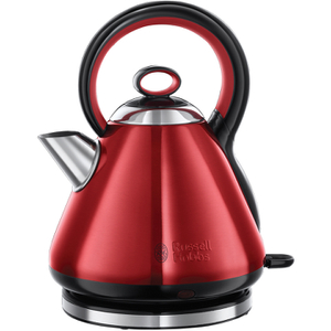 Russell Hobbs 21881 Legacy Kettle - Red