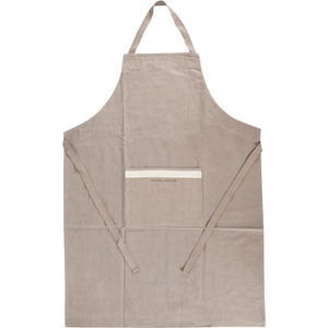 Morphy Richards 973503 Adjustable Apron - Stone - 70x95cm