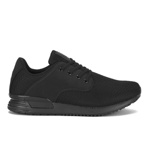 Crosshatch Men's Wallrun Trainers - Black