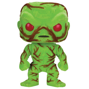 The Swamp Thing Flocked Pop! Vinyl Figure