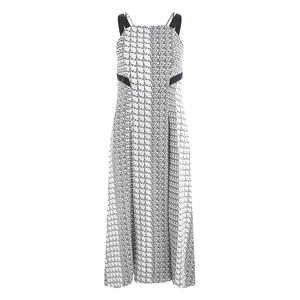 KENZO Women's Long Maxi Dress - White