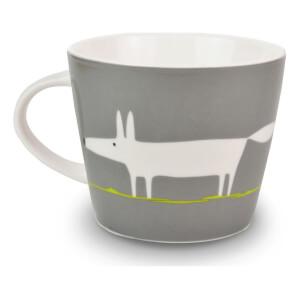Scion Mr Fox Mug - Charcoal/Lime