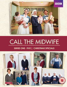 Call the Midwife Series 1 - 5 (Includes Christmas Specials)