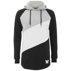 Good For Nothing Men's Cryptic Mist Hoody - Black/White