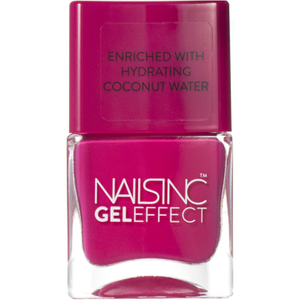 nails inc. Coconut Bright Chelsea Grove Nail Varnish 14ml