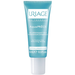 Uriage Aquaprécis Eye Contour Care for Dry Dehydrated Skin (15ml)