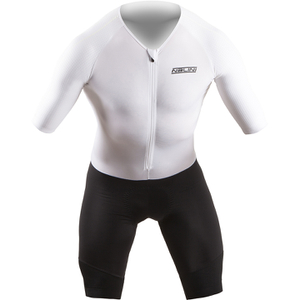 Nalini Chrono Skinsuit - Black/White