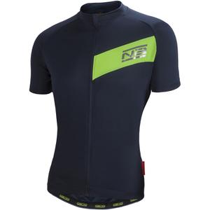 Nalini Sorpasso Ti Short Sleeve Jersey - Blue/Green