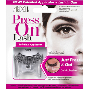 Ardell Press On Lashes 105 Black