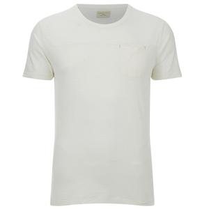 Selected Homme Men's Marius T-Shirt - Marshmallow
