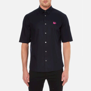 McQ Alexander McQueen Men's Short Sleeve Sheehan Shirt - Ink