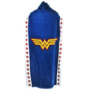DC Comics Wonder Woman Logo Cape Towel