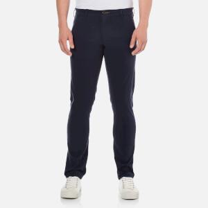 Selected Homme Men's Threeparis Stretch Chino Pants - Navy