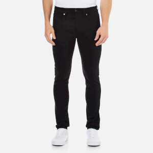 Selected Homme Men's Onefabios Stretch Slim Fit Jeans - Unwashed Black
