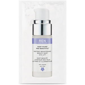 Ren Keep Young and Beautiful Instant Brightening Beauty Shot Eye Lift 0.3ml (Free Gift)