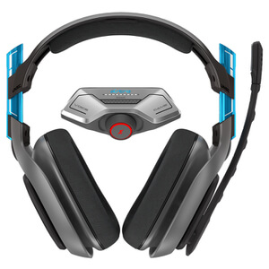 ASTRO A40 Headset + MixAmp Halo 5 Edition - Black (Xbox One)