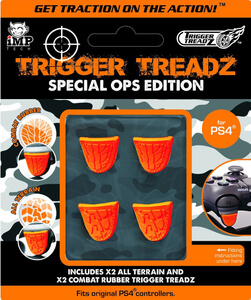 TriggerTreadZ - Special Ops Edition 4 Pack (PS4)