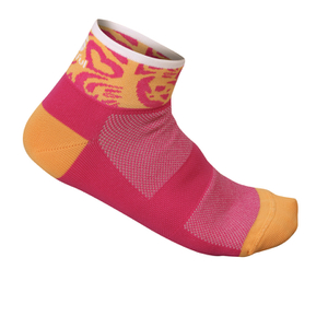 Sportful Women's Primavera 3 Socks - Pink