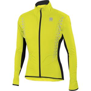 Sportful Hot Pack Hi-Viz NoRain Jacket - Yellow