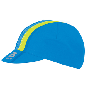 Sportful BodyFit Pro Cap - Blue/Yellow - One Size