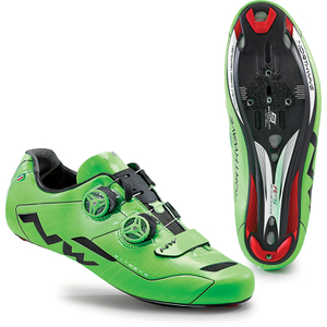 Northwave Men's Extreme Cycling Shoes - Green