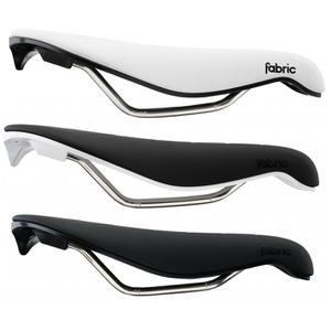 Fabric Tri Flat Race Saddle