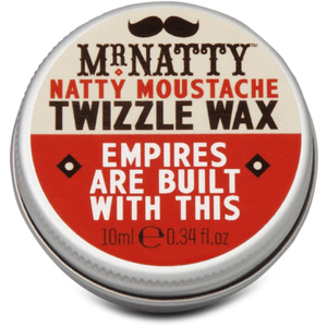 Mr Natty Moustache Twizzle Wax 10ml