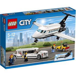 LEGO City: Flughafen VIP-Service (60102)