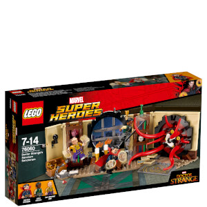 Lego Superheroes - Spiderman & Doctor Strange