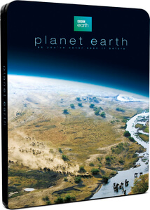 Planet Earth - Exlusive Limited Edition Steelbook (Limited to 2000 Copies)