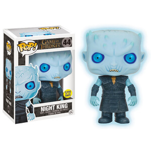 Game of Thrones Night King Limited Edition Glow in the Dark Pop! Vinyl Figure
