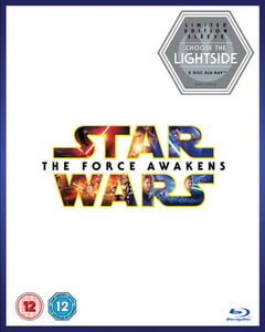 Star Wars The Force Awakens - Limited Edition Light Side Sleeve