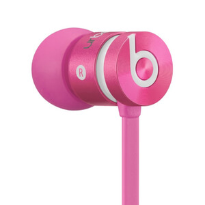 Beats by Dr. Dre urBeats In-Ear Headphones - Pink (Manufacturer Refurbished)