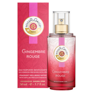Gingembre Rouge Fresh Fragrant Water Spray de Roger&Gallet 50 ml