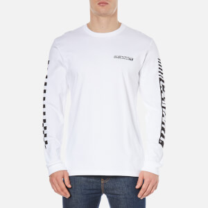 Carhartt Men's Long Sleeve Cart T-Shirt - White/Black
