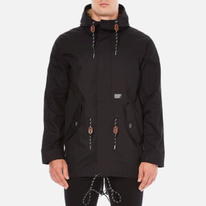 Carhartt Men's Carter Parka - Black/Safari