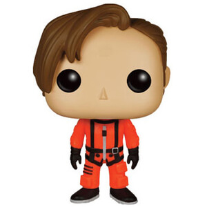 Doctor Who 11. Doctor Orange Raumanzug Funko Pop! Vinyl Figur