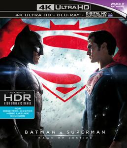 Batman v Superman: Dawn of Justice - 4K Ultra HD
