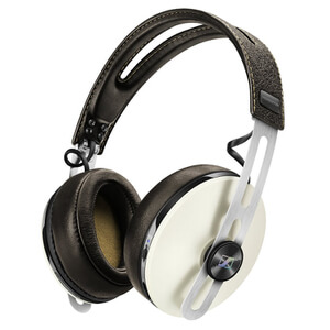 Sennheiser Momentum 2.0 Over-Ear Wireless Bluetooth Headphones - Ivory