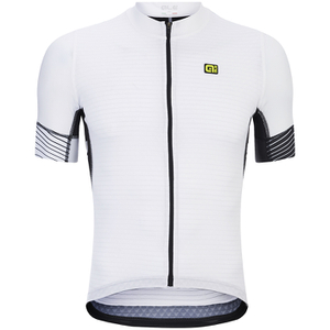 Alé Ultra Short Sleeve Jersey - White